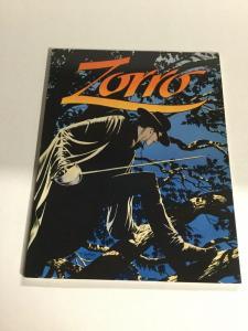 Zorro In Old California Oversized SC Softcover Eclipse Books B19