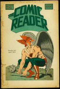 The Comic Reader Fanzine #142 1977- Hawkman G