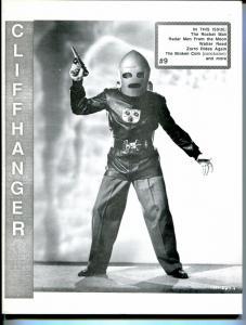 Cliffhanger #9 1980's-Rocket Man-Zorro Rides Again-Radar Men-VF