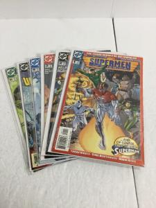 Supermen Of America 1-6 Lot Set Run Nm Near Mint DC Comics IK