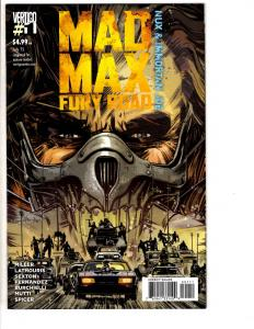Lot Of 4 Mad Max Fury Road DC Vertigo Comic Books # 1 1 2 1 NM 1st Prints JC9