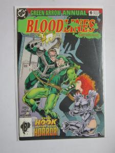 Green Arrow (1st Series) Annual #6, 6.0 (1993)