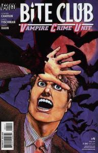 Bite Club: Vampire Crime Unit #4 VF/NM; DC/Vertigo | save on shipping - details