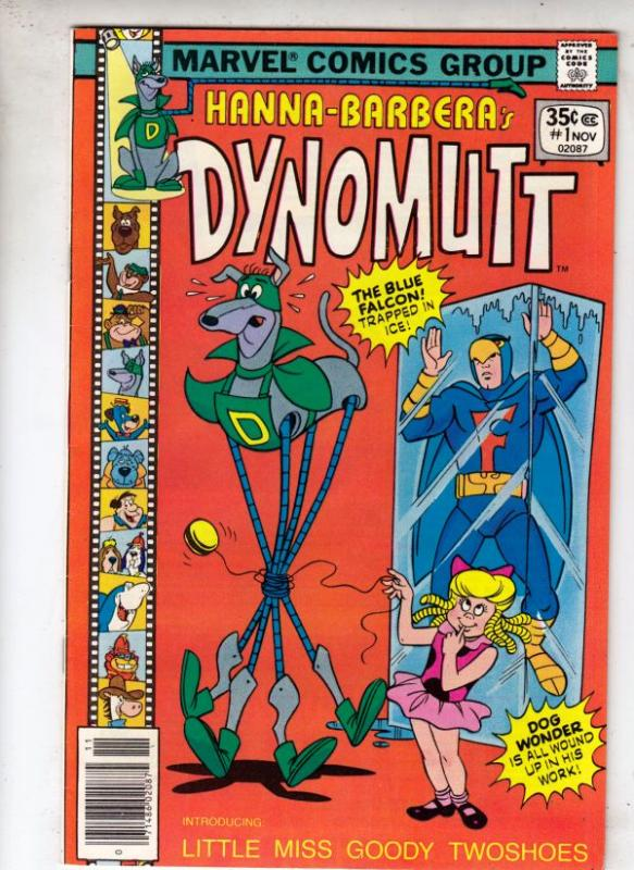 Dynomutt, Hanna-Barbera's  #1 (Nov-77) NM Super-High-Grade Dynomutt