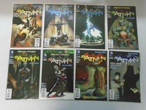 Batman lot 26 different from #2-51 New 52 comics (2011-16 2nd Series)