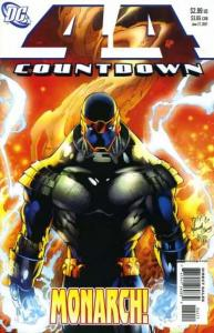 Countdown (2007 series) #44, NM (Stock photo)