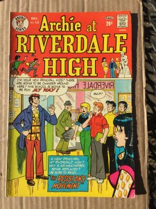 Archie at Riverdale High #12 (1973)