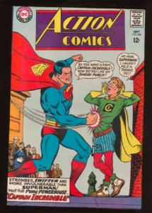 Action Comics (1938 series) #354, Fine+ (Actual scan)