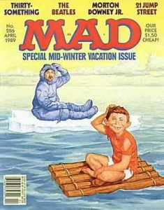 Mad #286 VF; E.C | save on shipping - details inside