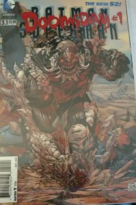 BATMAN/SUPERMAN #3.1 (Doomsday)(3-D Motion Cover) 9.8 or Better