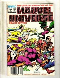 16 Marvel Universe Comics #1 2 3 4 7 8 9 9 10 11 12 13 14 15 18 19 GB1