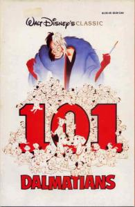One Hundred and One Dalmatians (Walt Disney's…) #1 VG; Disney | low grade comic