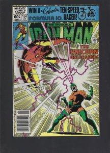 Iron Man #154 (1982)