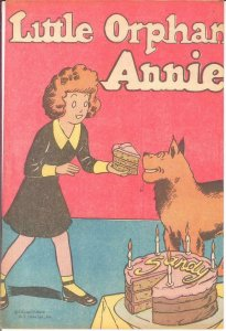 LITTLE ORPHAN ANNIE NN (POPPED WHEAT GIVEAWAY-1947) F-V COMICS BOOK