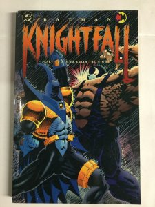 Batman: Knightfall, Part Two: Who Rules The Night Nm Tpb Sc Softcover Dc Comics