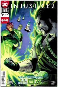 Injustice 2 #32 (DC, 2018) NM