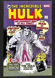 Hulk (Wal-Mart Edition) #1 (2003)