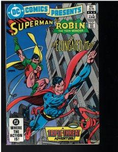 DC Comics Presents #58 (1983)