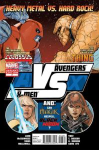 AvX: Vs #3A VF/NM; Marvel | save on shipping - details inside