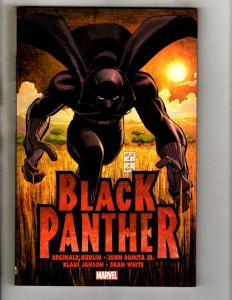 WHO IS THE Black Panther Vol. # 1 Marvel Comics TPB Graphic Novel Book J325