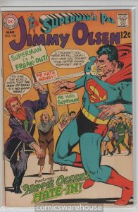 SUPERMAN'S PAL JIMMY OLSEN (1954 DC) #118 FN+ A03516