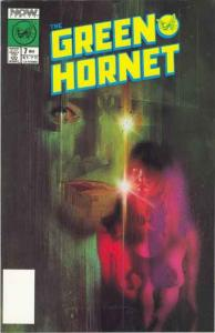 Green Hornet (1989 series) #7, NM- (Stock photo)