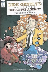 Dirk Gently's Holistic Detective Agency: The Salmon of Doubt #1, NM + (S...