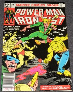 Power Man and Iron Fist #85 -1982