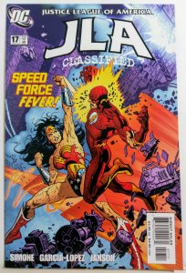 JLA: Classified #17 (2006) 1¢ Auction! No Resv! See More!!!