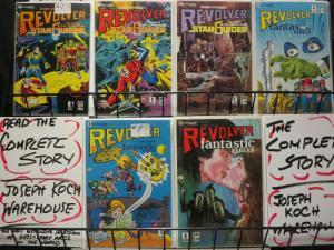 REVOLVER (1985 RE) 1-6 DITKO, BISSETTE, MORE!