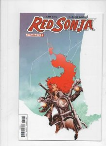 RED SONJA #7, NM-, She-Devil, Sword, McKone, A, Howard, 2017, more  in store
