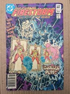 The Fury of Firestorm #18 (1983)