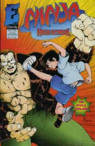 Ninja High School in Color #7 VF/NM; Eternity   save on shipping - details insid
