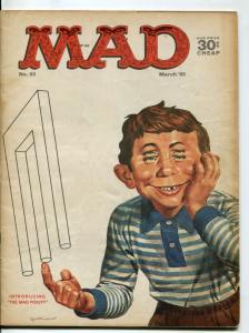 MAD Magazine #93-1965-Mingo-Drucker-Orlando-FN