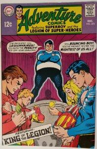 Adventure Comics #375 (1968)