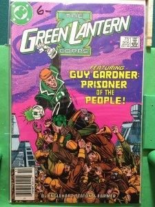Green Lantern #205 Corps