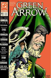 Green Arrow Annual #2 VF; DC | save on shipping - details inside