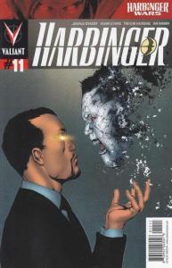 Harbinger (2012 series) #11, NM (Stock photo)