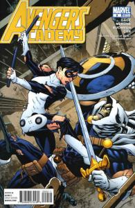 Avengers Academy #9 VF/NM; Marvel | save on shipping - details inside