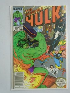 Incredible Hulk #300 Newsstand edition 7.0 FN VF (1984 1st Series)