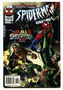 Spider-Man Unlimited #13-Heroes for Hire-Iron Fist and Luke Cage-comic book