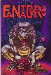 Fantagor # 3 Strict FN Artist Corben & more up now