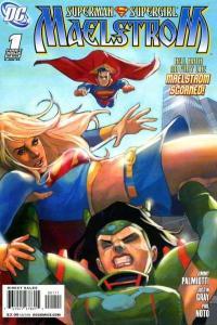 Superman/Supergirl: Maelstrom #1, VF+ (Stock photo)
