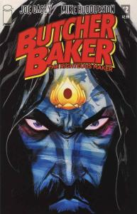 Butcher Baker, Righteous Maker #2 VF/NM; Image | save on shipping - details insi