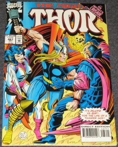 The Mighty Thor #467 -1993
