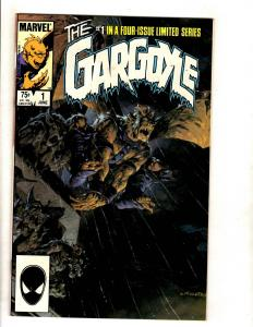 10 Comics Gargoyle #1 X-Men #2 Avengers #1 Feud #1 2 3 Punisher #70 86 93 1 J323