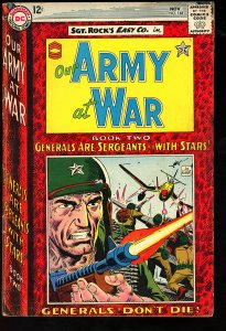 Our Army at War #148 (1964)