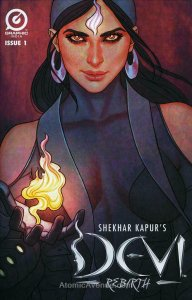 Devi: Rebirth #1 VF/NM; Graphic India   save on shipping - details inside