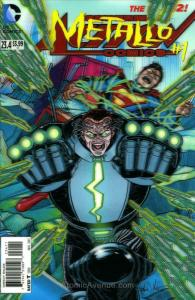 Action Comics (2nd Series) #23.4 VF/NM; DC | save on shipping - details inside
