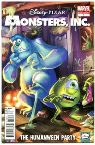 MONSTERS INC #1, NM, The Humanween Party, Disney, 2013, Pixar, more in store